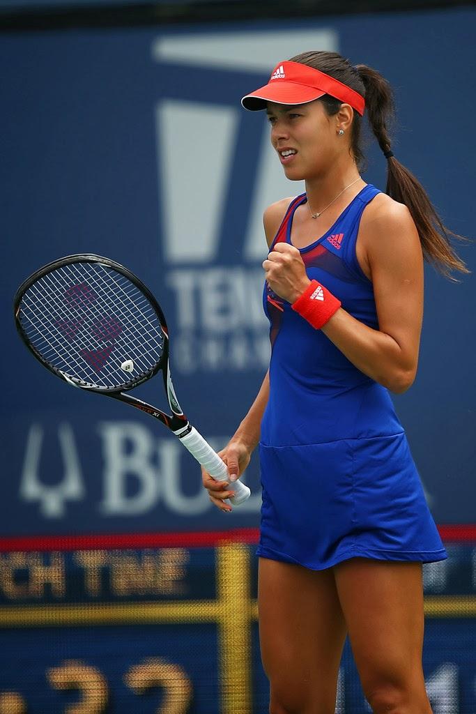 WTA Hotties: 2013 Hot-100: #1 Ana Ivanovic (@AnaIvanovic
