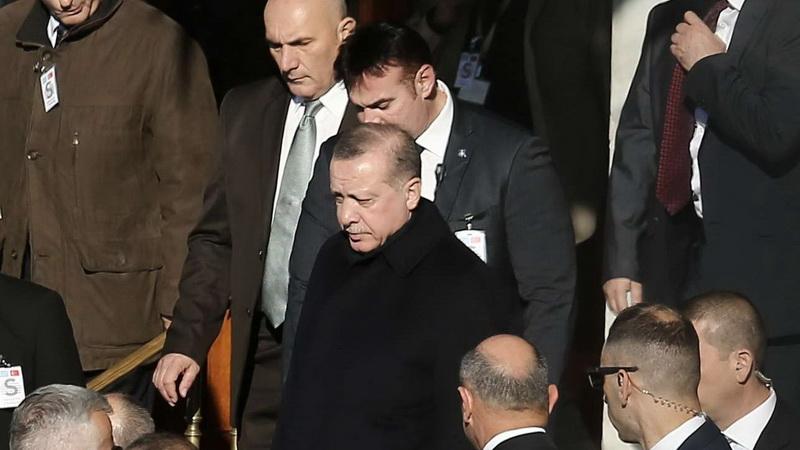 Αρτίστας ο Ερντογάν, τσικό η πολιτική Ελλάδα