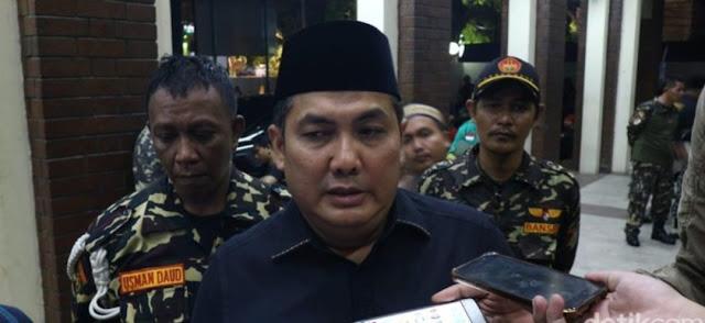 Innalillah, Anggota Banser DKI Meninggal di Markas GP Ansor Karena Kecapean