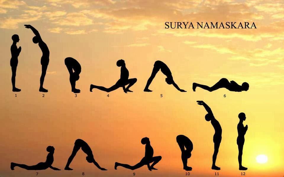 Yoga Tummy Exercises Healthy Drinks