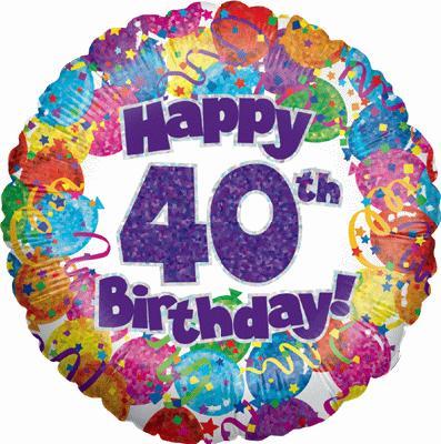 gratulationer 40 år MARTINAS BLOGG: MIN BÄSTA VÄN FYLLER 40 gratulationer 40 år