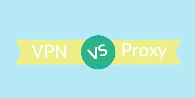 مقارنة-بين-Proxy-VPN