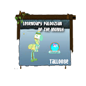 April's Legendary Paloozian Of the Month