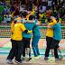 Em virada espetacular sobre a Suécia, Brasil conquista bronze no golbol