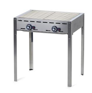 grill barbecue gaz, gratar gaz, produse profesionale restaurante, horeca