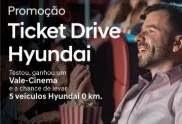 Promoção Hyundai 2019 Ganhe Ingressos Cinema - Concorra Automóveis 0KM