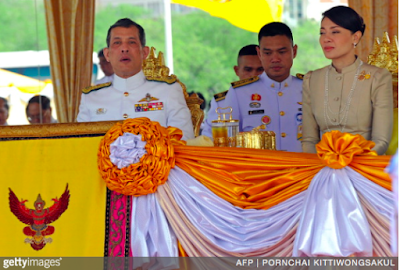the scope of the thai kings political power The thai head of state and armed forces commander in chief, although he doesn't have much direct power, is the king in spite of this lack of power, he is able to influence the political leaders in thailand.