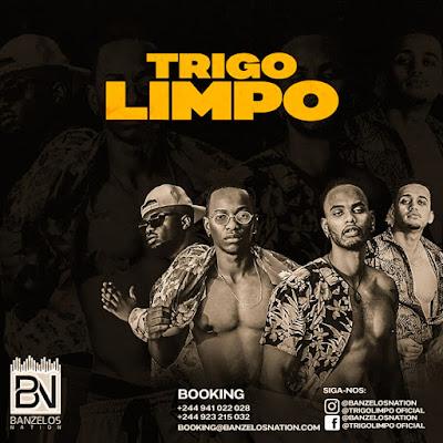 Trigo Limpo - Tão Bonita (feat. Edgar Domingos) 2018