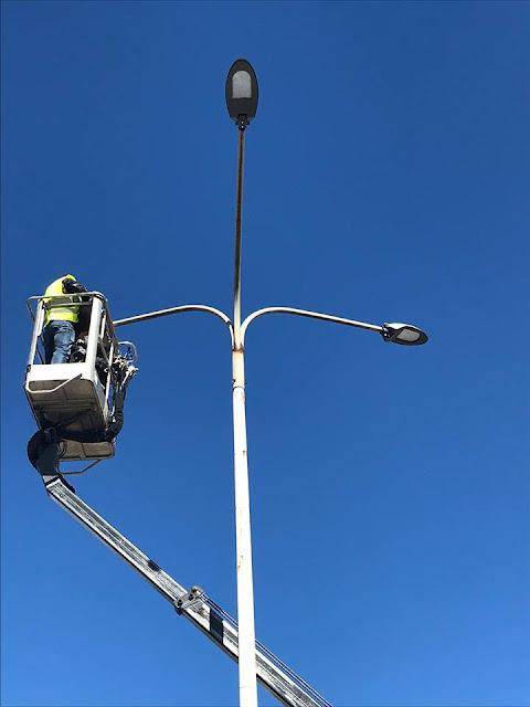 Γιάννενα: Ενεργειακή Αναβάθμιση Συστήματος Οδοφωτισμού Με LED Στο Δήμο Κόνιτσας