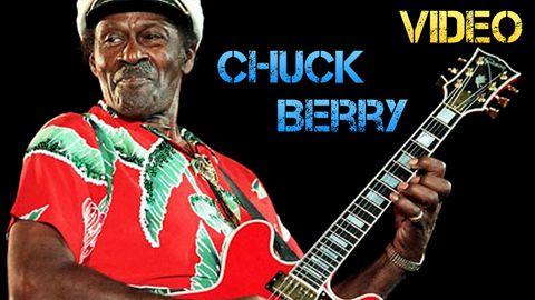Vídeo Biografía Chuck Berry