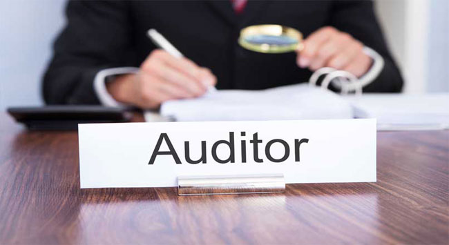 Job Vacancy  For Auditor