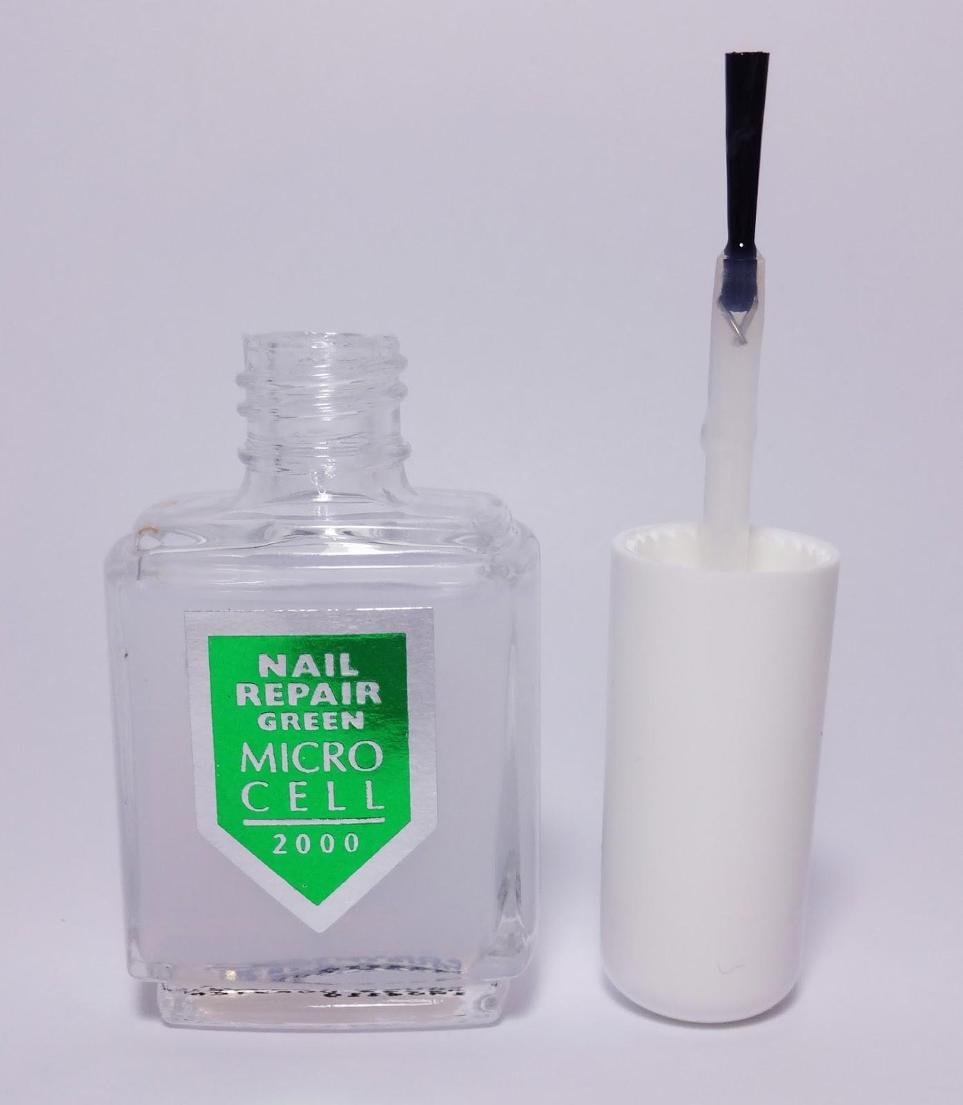 Micro Cell 2000 - Nail Repair GREEN