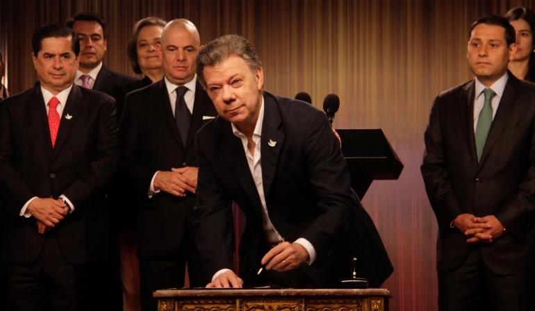 Gobierno rechaza críticas a la pregunta del plebiscito