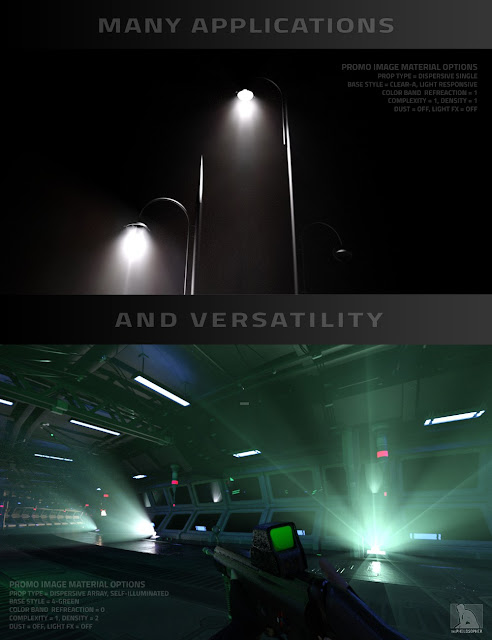 Epic Props: Godrays Volumetric Light for Iray