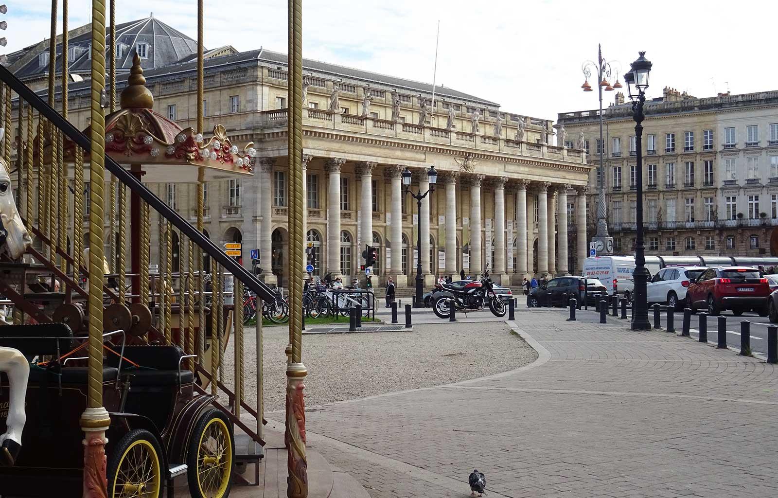 Bordeaux l'opéra