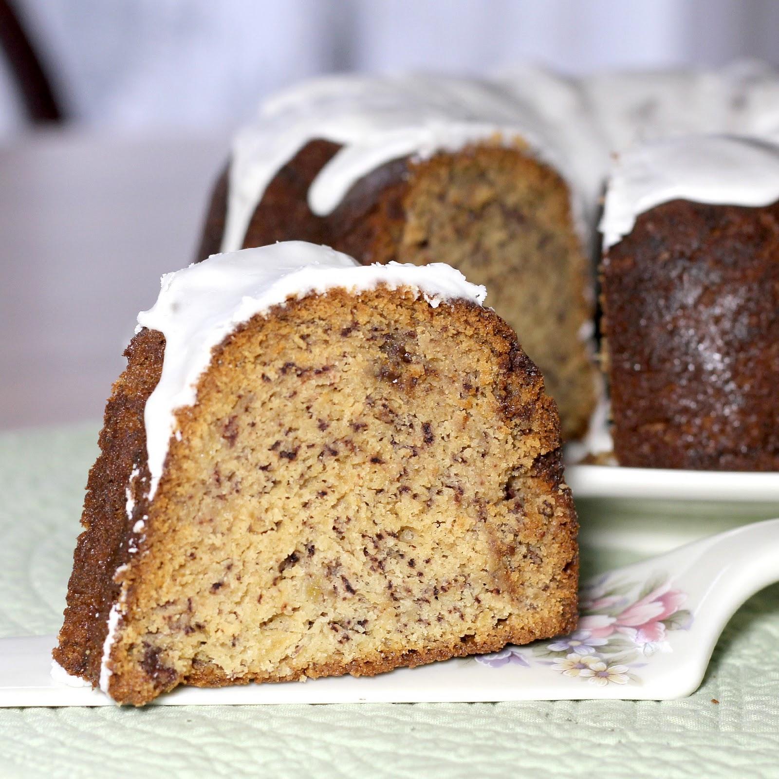 Dorie Greenspan Banana Bundt Cake Recipe