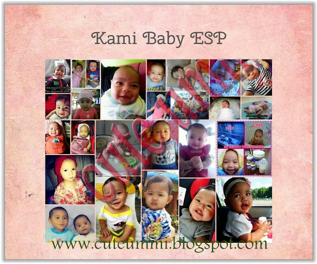 Anak saya Baby ESP