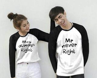 Order Kaos Couple