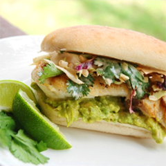 Cooking On The Go- Tips and Tricks Plus #Giveaway! @ExtendedStay Ends 10/16 Baja Fish Tacos via www.productreviewmom.com