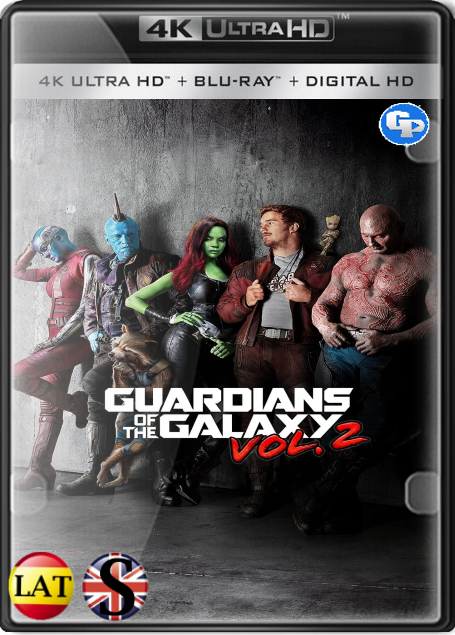 Guardianes de la Galaxia Vol. 2 (2017) 4K UHD LATINO/INGLES