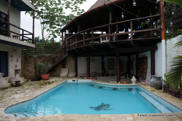 Hotel Howlita Tulum México