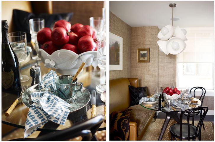Hearst Designer Visions Town and Country eat in kitchen Dining - kleine küche einrichten tipps