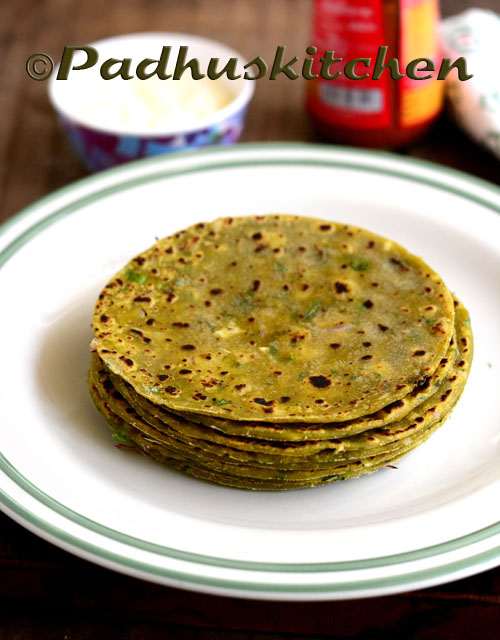 Avocado Chapathi-Avocado Paratha Recipe