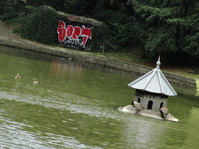 visite et promenade graffiti a bruxelles