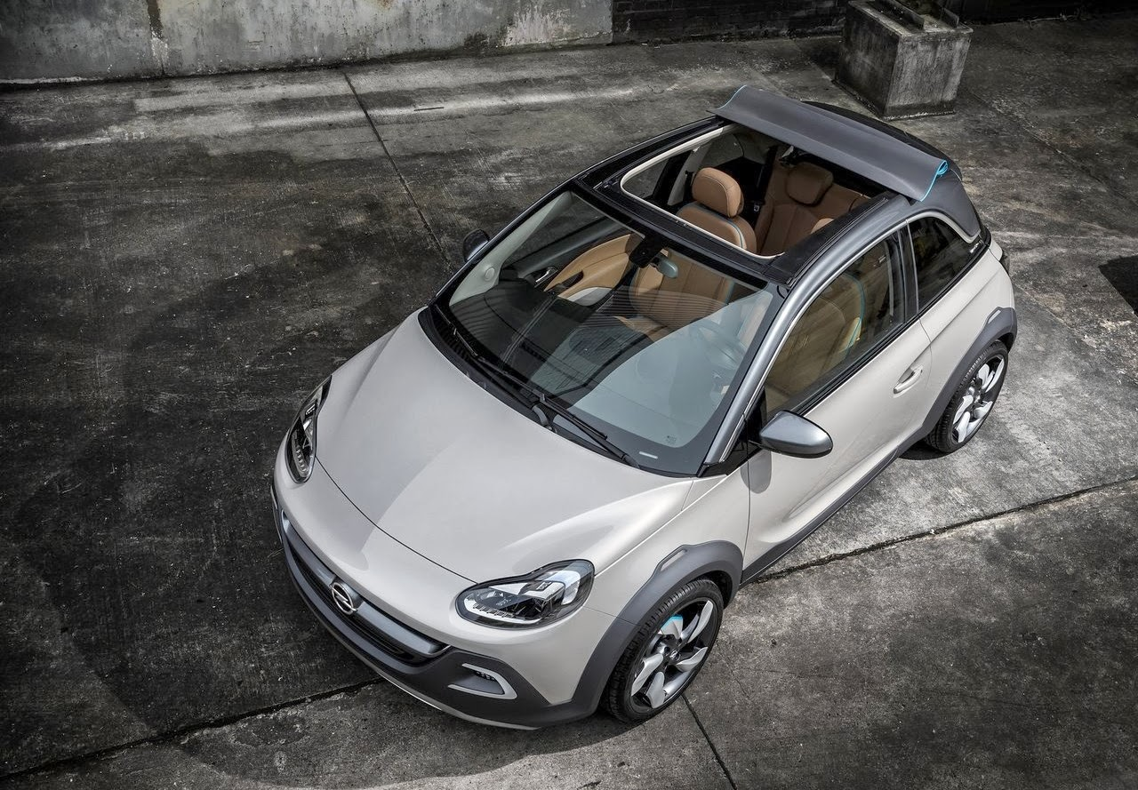 roj fashion lifestyle vauxhall adam cabriolet convertible. Black Bedroom Furniture Sets. Home Design Ideas