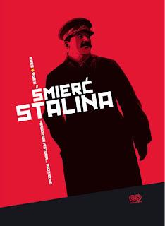 Śmierć Stalina okładka
