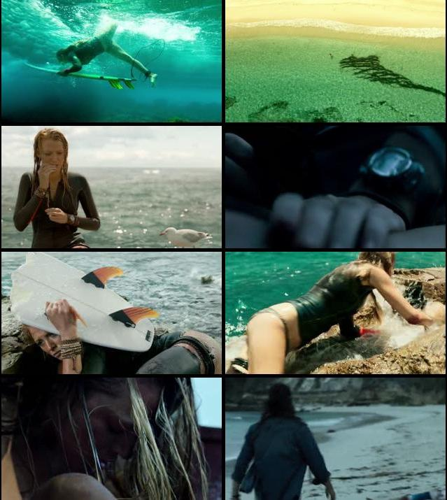 The Shallows 2016 English 720p WEB-DL