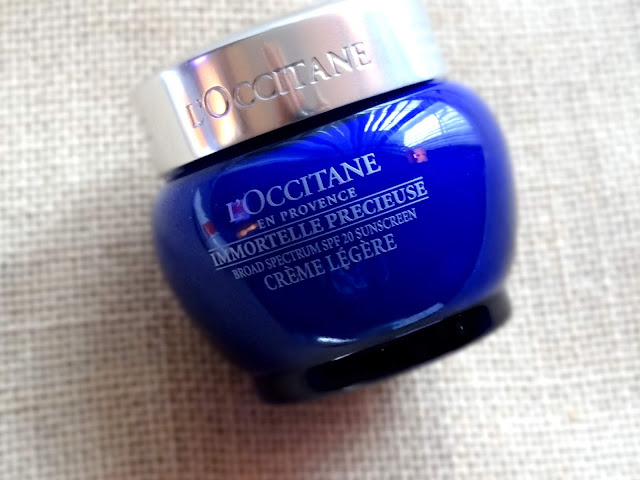 L'Occitane Immortelle Precious Light Cream SPF20