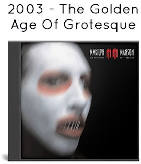 2003 - The Golden Age Of Grotesque