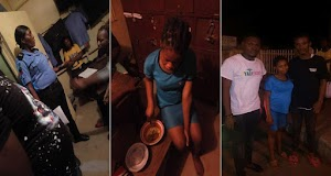 Boss Arrests His 17 Year Old Pregnant Salesgirl For Allegedly Stealing In Delta State (Photos)