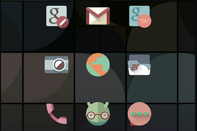 Retrorika Icon Pack v4.8 Apk Terbaru