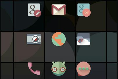Retrorika Icon Pack v4.8 Apk Terbaru