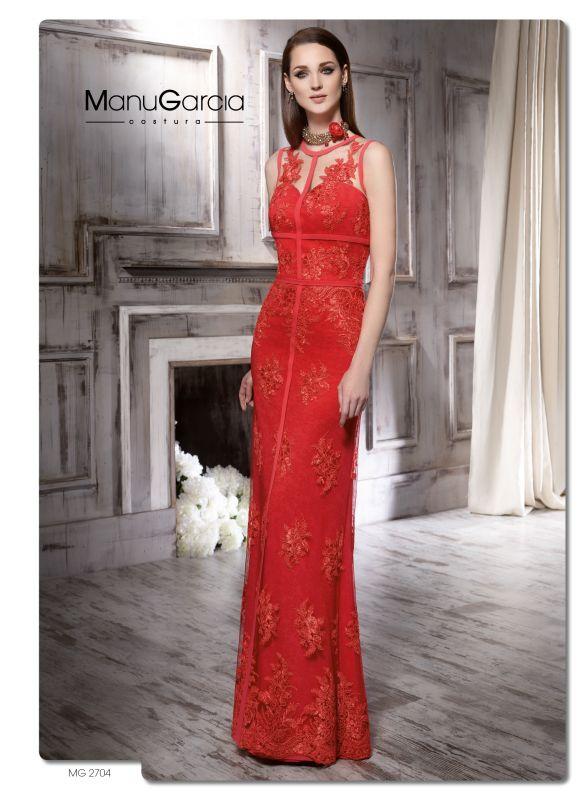 Bellos vestidos de damas de honor | Colección Manu Garcia
