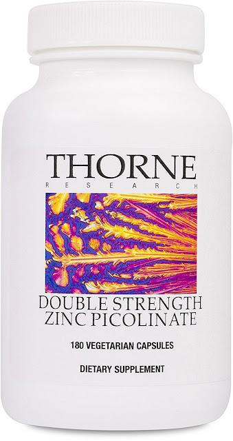 zinc vitamin pill