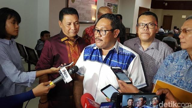 Kader NasDem Gugat Surya Paloh ke Pengadilan