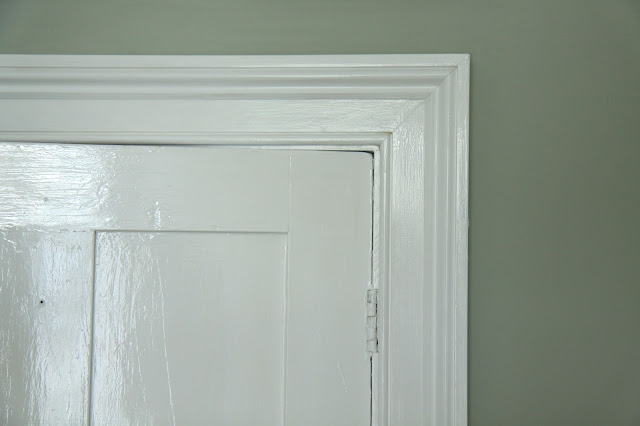 Georgian architrave