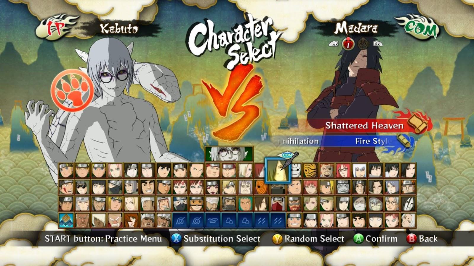 Naruto ultimate ninja storm 2 ps3 free download.