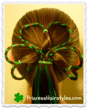 St. Patricks Day Hairstyles