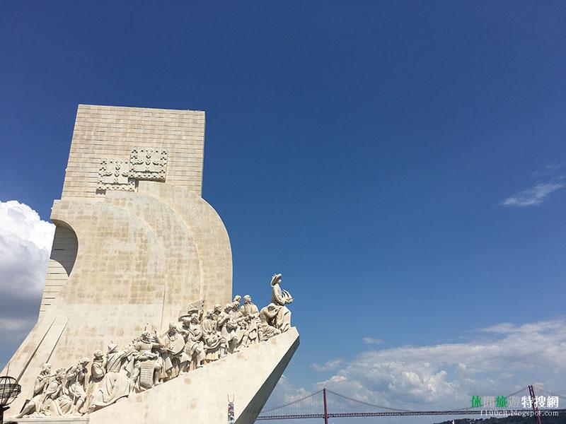 [葡萄牙.里斯本] 葡萄牙首都「里斯本」市中心/貝倫區 一日景點攻略