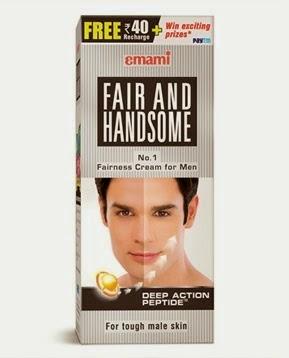 Marketing Diary-Emami Fair & Handsome