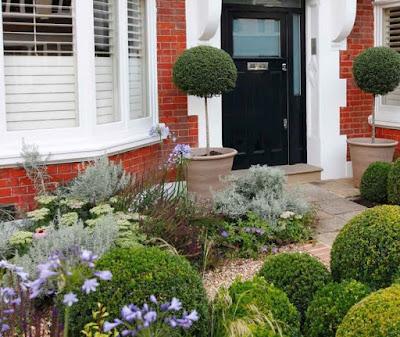 Cara Membuat Taman Depan Rumah