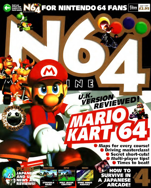 N64 Magazine Issue Nº004 - (1997)