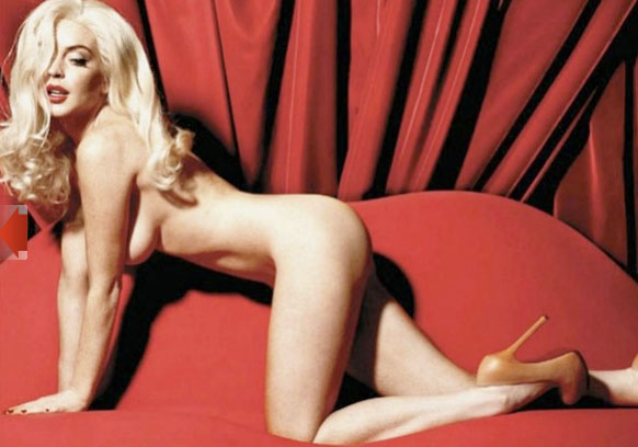 linsay lohan nude pictures