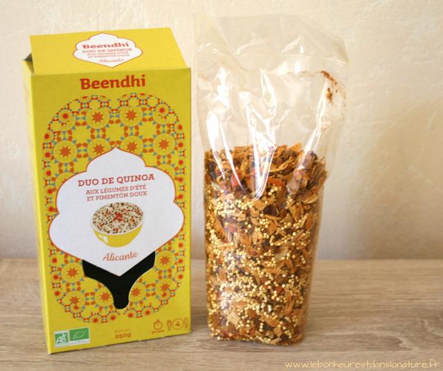 revue test produits Beendhi