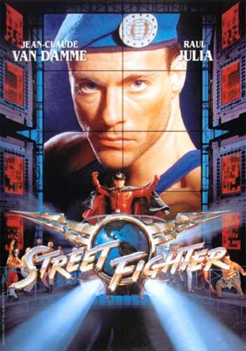 Street Fighter - Dublado
