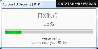 Loading Fixing Aurora FD Security - Catatan Nizwar ID